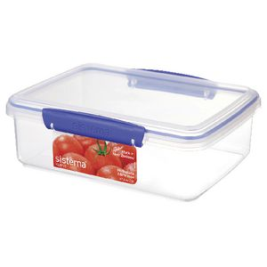 Sistema Klip It Rectangular Container 2L