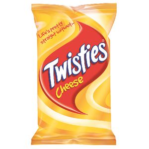 Twisties Cheese 100g