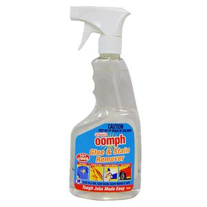 Pascoes Oomph Glue and Stain Remover 500mL