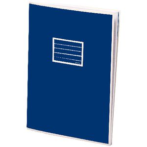 Semikolon Exercise Book A4 Blue