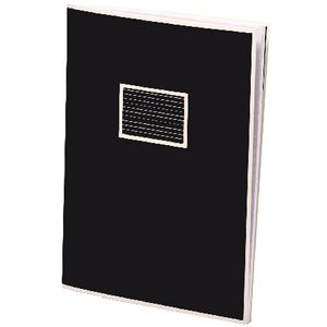 Semikolon Exercise Book A4 Black