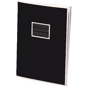 Semikolon Exercise Book A5 Black
