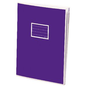 Semikolon Exercise Book A5 Purple