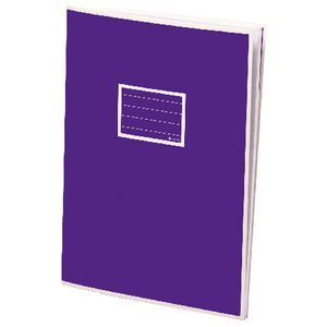 Semikolon Exercise Book A6 Purple