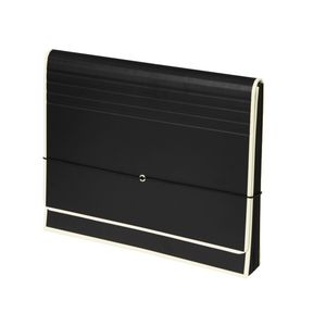 Semikolon Accordion File Black