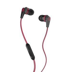 Skullcandy Ink'd 2.0 In Ear Headphones with Mic Black