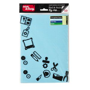 Sam and Lucy Corrugated Paper Assorted 3 Pack