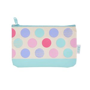 Smash Pencil Case Dottie Design Small