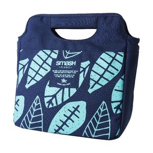 Smash Chicago Insulated Lunch Bag Navy