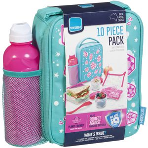 Smash 10 Piece Lunch Pack Mint
