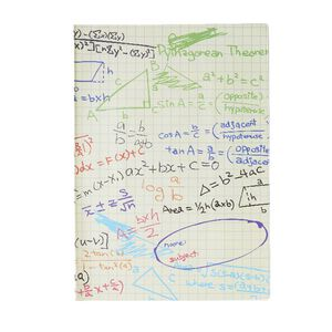 Studymate A4 Book Cover Maths