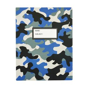 Studymate 9 x 7 Book Cover Camouflage