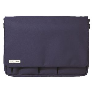 "Smart Fit 13"" Laptop Organiser Bag Navy"