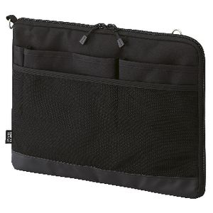 "Smart Fit Actact 13"" Laptop Organiser Bag Black"