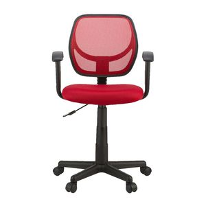 Jackson Student Chair RedJackson Student Chair Red   Officeworks. Officeworks Chair. Home Design Ideas