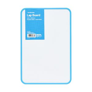 Studymate double-sided Lap Board 200 x 300mm Blue