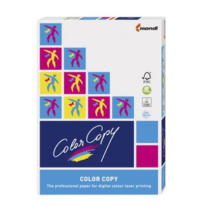 colour copy a4 digital paper 250gsm 125 sheet ream officeworks