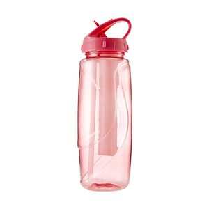 Tri Sipper Drink Bottle Includes Chill Stick 600mL Pink