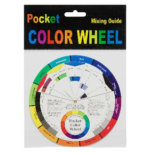 The Color Wheel Company Pocket Colour Wheel