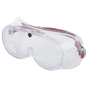 Protector Viewmaster Medium Impact Goggle Clear