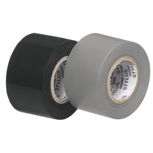 Stylus PVC Duct Tape 48mm x 30m Black