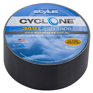Stylus Cyclone Cloth Tape 48mm x 10m