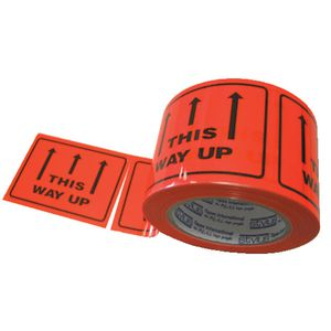 Stylus This Way Up Tape 72mm x 50m