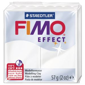 Staedtler FIMO Effect Modelling Clay Translucent 57g