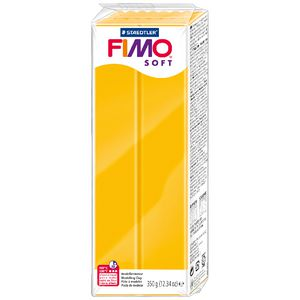 Staedtler FIMO Soft Large Block Sunflower 350g