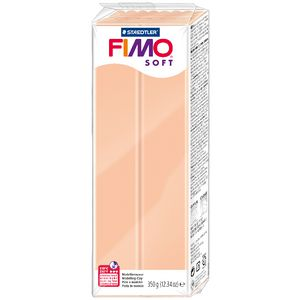 Staedtler FIMO Soft Large Block Light Flesh 350g