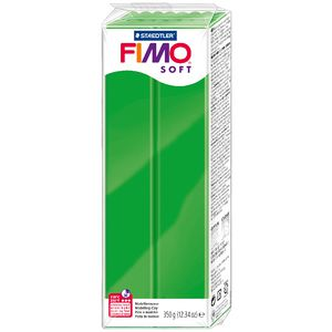 Staedtler FIMO Soft Large Block Tropical Green 350g