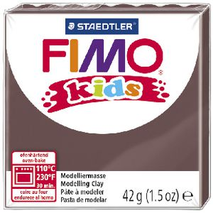 Staedtler FIMO Modelling Clay 42g Brown