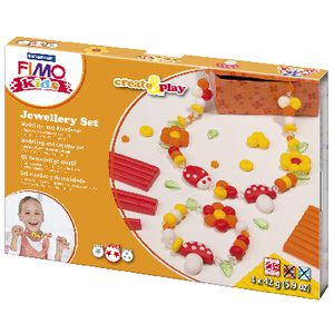 Staedtler FIMO Jewellery Set Flowers Assorted