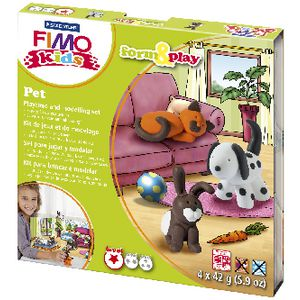 Staedtler FIMO Form and Play Pet Set