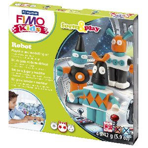 Staedtler FIMO Form and Play Robot Set