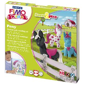 Staedtler FIMO Form and Play Pony Set