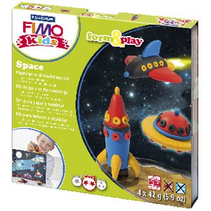 Staedtler FIMO Form and Play Space Set