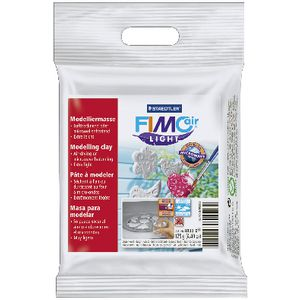 Staedtler FIMO Air Light Modelling Clay White 125g
