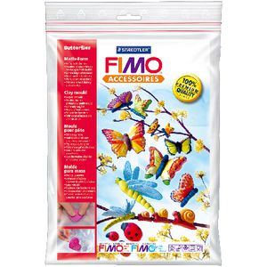 Staedtler FIMO Clay Moulds Butterflies