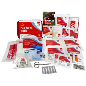 St John Ambulance Medium First Aid 95 Piece Kit
