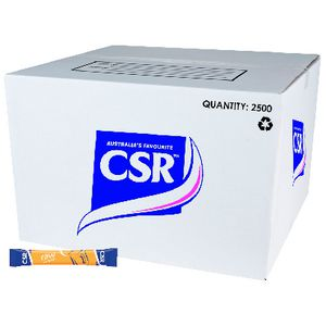 CSR Raw Sugar Stick 3g 2500 Pack