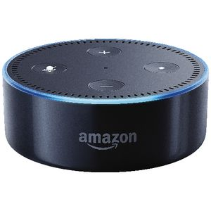 Amazon Echo Dot (2nd Gen) Black