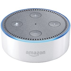Amazon Echo Dot (2nd Gen) White