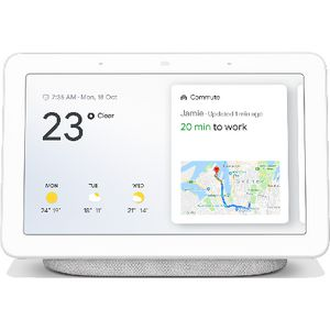 Google Home Hub Chalk