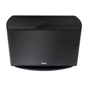 Laser WiFi Multi Room Speaker Black Q30
