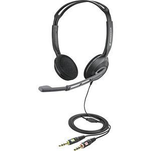 Sennheiser PC230 On Ear Headphones Black