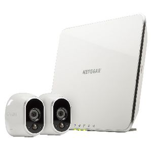 Netgear Arlo Security System + 2 HD Wireless Cameras VMS3230