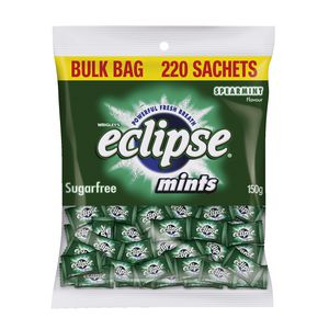 Eclipse Mints Spearmint 220 Pack