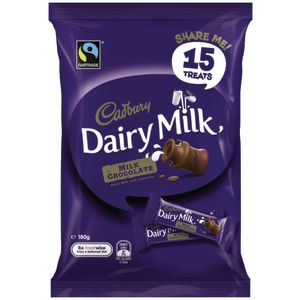 Cadbury Sharepack 180g Dairy Milk