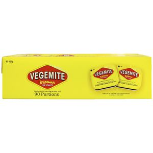 Kraft Vegemite 4.8 g Snack Tub 90 Pack